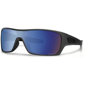Oakley Turbine Rotor Solbriller, turbine redor steel/prizm deep water polarized